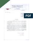 List intencyjny - Burmistrz Miasta Kowal