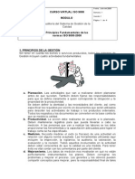Tema 1.Principios Fundamentales de La Norma ISO 9000.2000.