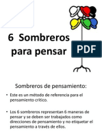 De Bono 6 Sombreros_para_pensar