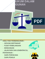 2. Aspek Hukum Dalam Pembangunan Bab.1