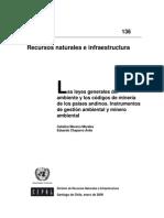 Recursos Naturales e Infrestructura