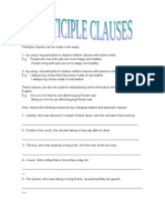 Islcollective Worksheets Intermediate b1 Upperintermediate b2 Advanced c1 Adult High School Participle Clauses 66415075ad65303d21 83042656