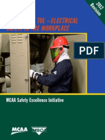 Model NFPA 70E - Electrical SAfety-1