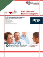 Guía Básica de Electrocardiografía. OTEC Innovares 2013