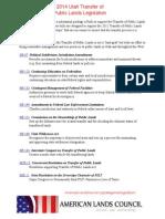 2014 Utah TPL Bills