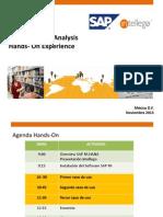 Presentacion Intellego_SAP PA HANA