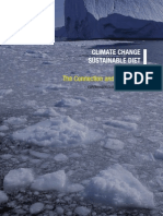 Climate Change-sustainable Diet - The Connection and the Solution