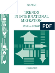 OECD 1998 Trends in International Migration