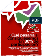 CARTEL 80%