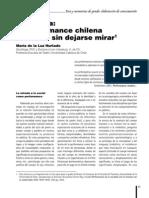 Hurtado La Tapada La Perfomance Chilena Del Mirar Sin Dejarse Mirar Apuntes 125