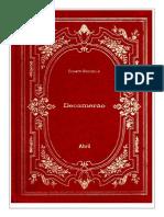 Decamerao - Giovanni Boccaccio