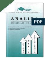 211833632 Analiza Rapoartelor Financiare Carte