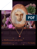 A Halloween Portfolio From Ron Sanders