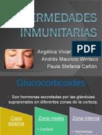 Enfermedades inmunitarias