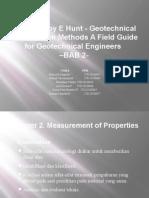 Presentasi geotek