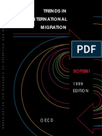 OECD 1999 Trends in International Migration