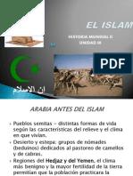 Presentacion - El Islam - Unidad III