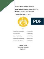 TUGAS Kelompok 2 STATISTIK & PROBABILITAS