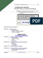 História da Tecnica de Pierre Ducassé - Parte I