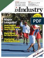 201405 Tennis Industry magazine