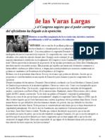 Caretas 1576 _ La Noche de Las Varas Largas