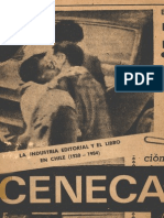 Subercaseaux, Bernardo. Industria Del Libro
