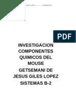RatónInvestigacion Quimica