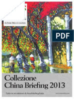 Collezione China Briefing 2013
