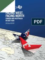 Facing West, Facing North