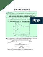 Diagramas de Fases Ejercicios