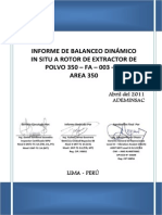 Inf_Balanceo Dinámico a Extractor de Polvo_13.04.11