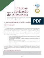 BPF - Especificações para projeto e instalações