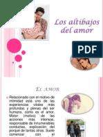 Altibajos Del Amor