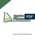 FORMULARIO ORTOMOLECULAR