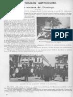 Prensa 1905 Huelga de La Carne