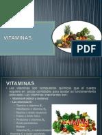 Vitamina a - Hierro