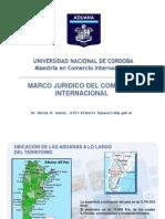 UNC - Marco Jurídico del Comercio Internacional