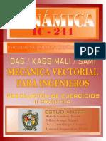 Ejercicios Resueltos Kassimali Grupo 101