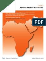 Africa Mobile Fact Book 2012