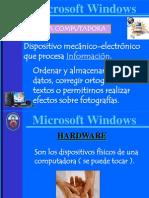 Windows Sesion 1