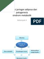 Disfungsi Jaringan Adiposa Dan Patogenesis