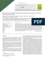 Innate Inmune Response to H3N2 an H1N1
