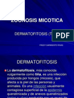 ZOONOSIS MICOTICA