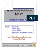 Client-server Computing - Part 1