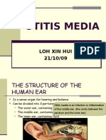 Otitis Media - XinHui