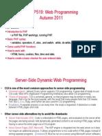 6. Web Programming - PHP