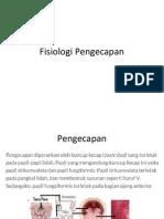 Fisiologi Pengecapan