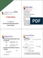 SteelDesign BeamColumn Fu 455