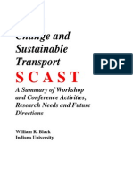 Sustainable Transprt-konferans-Us and Europe