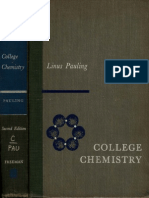 College Chemistry - Pauling